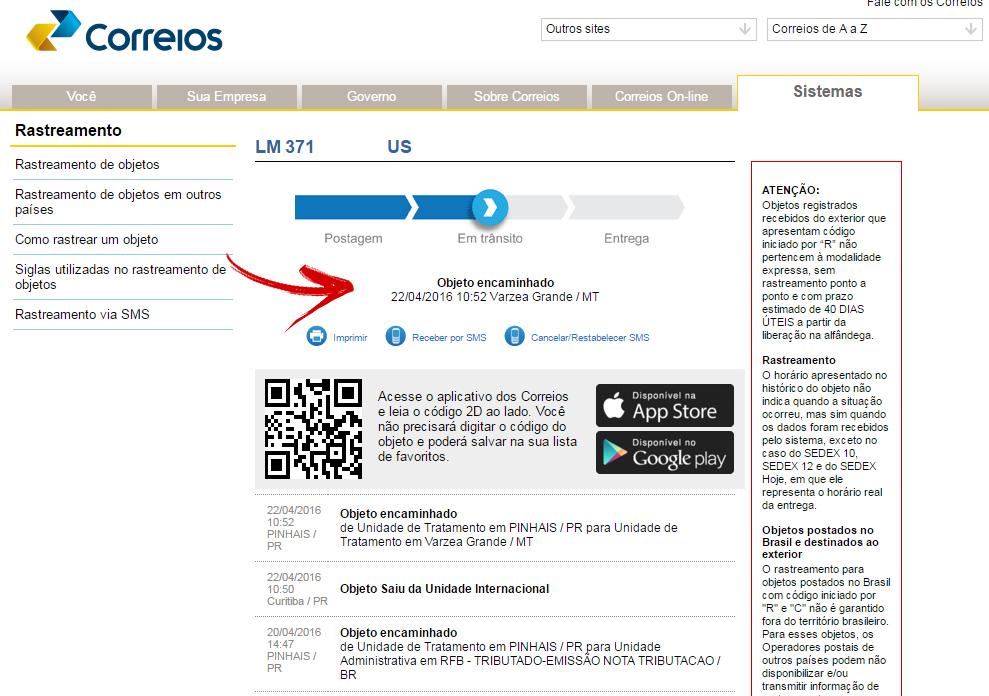 ab974696c Rastrear Importação Frete DHL – Importa Maromba